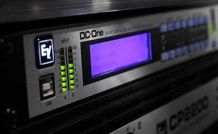EV DC-ONE processor