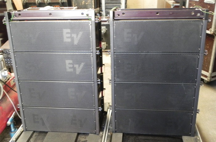 Electro Voice XLD281 / XLD291 line array