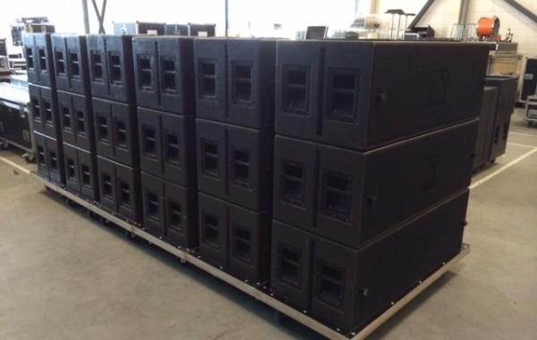 L acoustics  VDOSC
