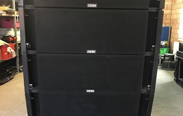 EAW KF760 line array