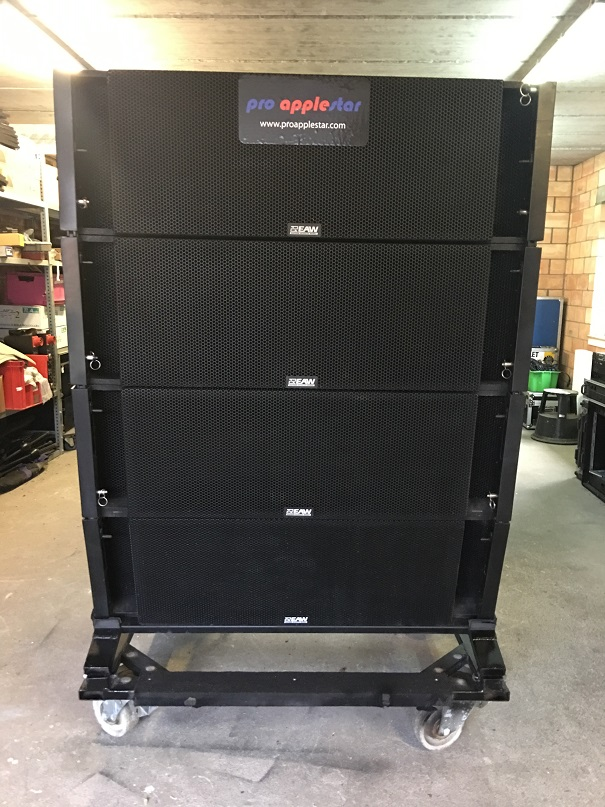 EAW KF760 line array