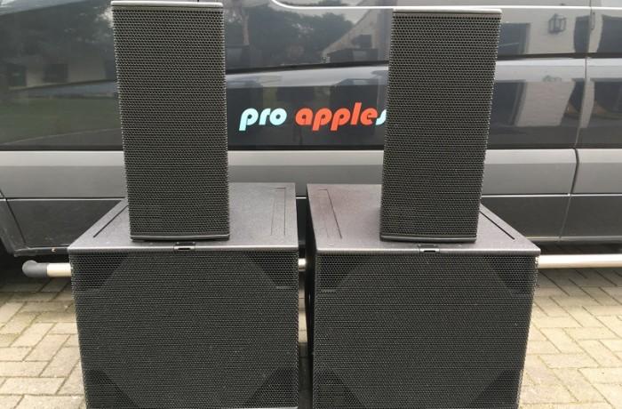 d&b audio Y7P+B6 demo