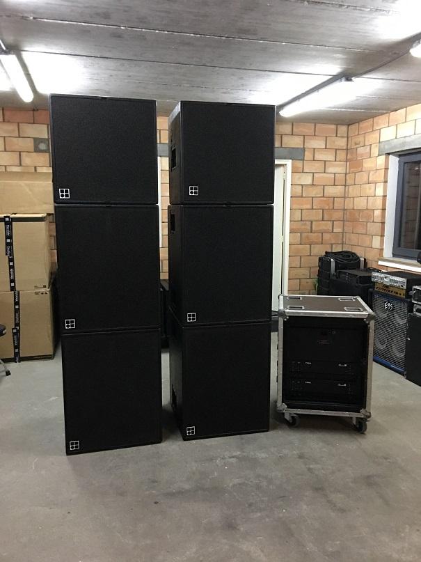 d&b audio C7