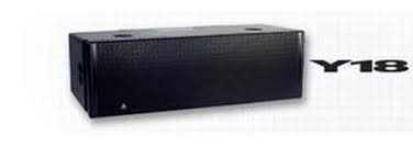 Adamson  Y18  Line array top  ( Used )