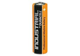 Duracell Industrial Alkaline AA/LR6