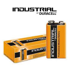 Duracell Industrial 9V/6LR61