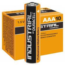 Duracell Industrial Alkaline AAA/ LR03