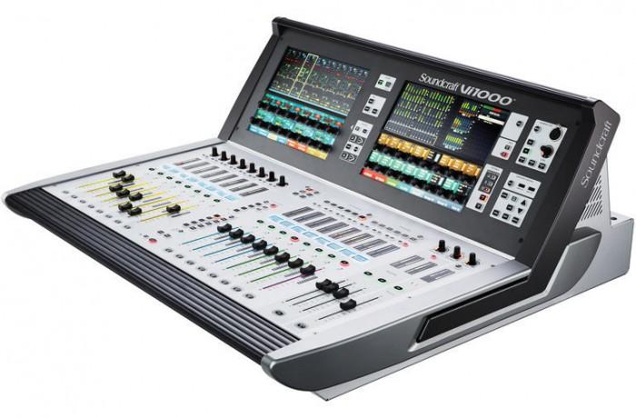 Soundcraft VI 1000