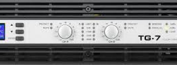 Electro Voice TG-7 + rcm26