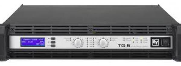 Electro Voice TG-5 + rcm26