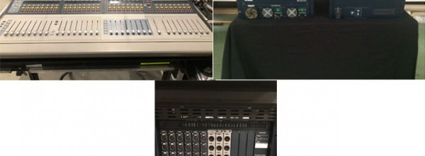 Digidesign Avid Profile