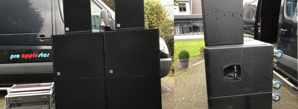 d&b audio Q10 set