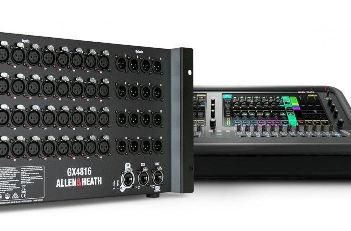 Allen & Heath Avantis & GX4816 Coming soon