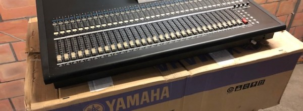 Yamaha LS9/32 plus multicore 24/8 50mtr