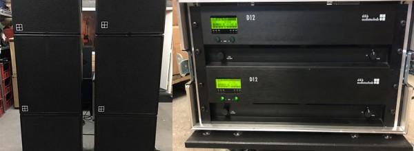 d&b audio C7 set