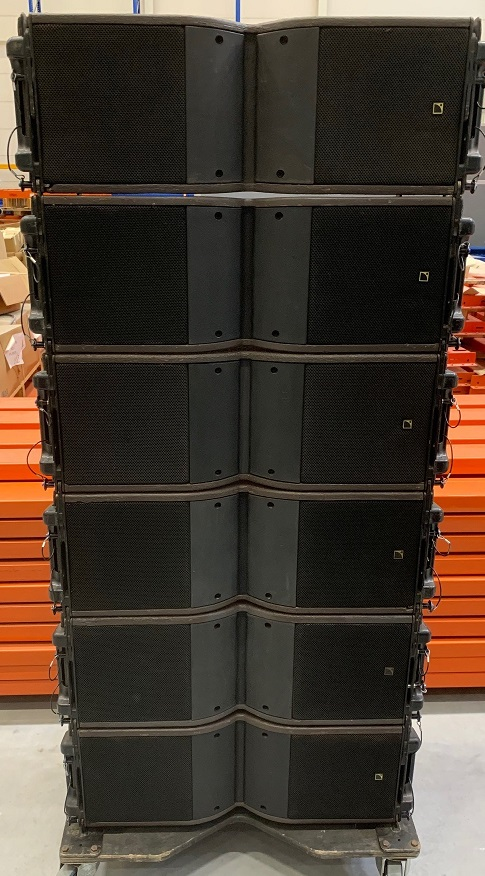L-acoustics Kara (oude kleur)